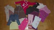 gros lot vêtements fille 23 mois robe gilet pantalon pyjama sergent major