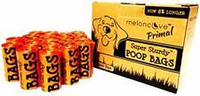 New listing Earth Friendly Super Sturdy Dog Waste Bags, Primal Poop Bags 300 Bags Orange