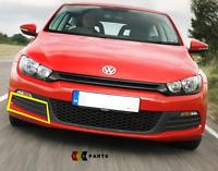 VW SCIROCCO 08-14 NEW GENUINE FRONT BUMPER O/S RIGHT LOWER GRILL 1K8853666B