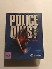 Amiga Police Quest 3 The Kindred Game Untested