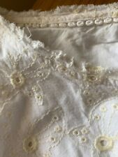 White Stuff Vgc Broderie Anglaise Dress With Pockets 10