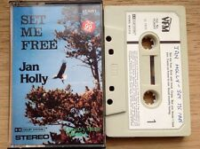 "Jan Holly "" Set me free"" cassette"