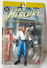"Figurine DC comics "" MAX MERCURY"""