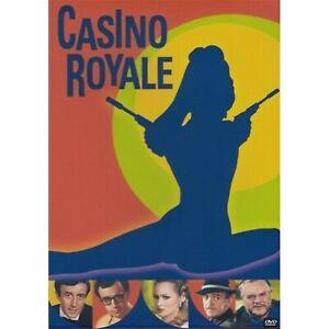Casino Royale David Niven (Classic Film Dvd)
