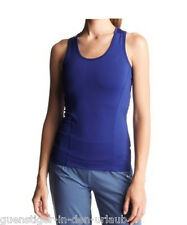 PUMA Tanktop Funktionstop Top Sporttop Sportshirt Shirt blau XS 34 NEU