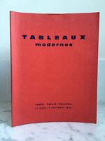 Catalogue Di Vendita Lavagna Moderno Asuarelles Disegni 9 Dicembre 1969