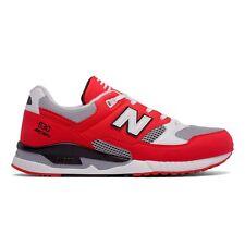 Zapatos informales de hombre New Balance de color principal blanco Talla 45.5