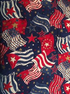 Patriotic Tablecloth