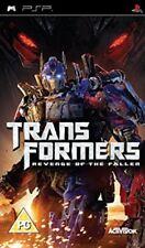 Transformers Revenge of the Fallen (Sony PSP, 2009)