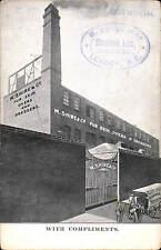 Homerton. M.Shire & Co Fur Skin Dyers & Dressers Factory.