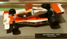 James Hunt, McLaren M23, Formula One 1976, Modellcar 1:43, Grand Prix