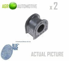 2 x BLUE PRINT FRONT ANTI-ROLL BAR STABILISER BUSH KIT OE REPLACEMENT ADH280129