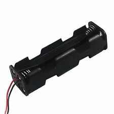 1PC New 8 x AA Battery Holder Box 12V Case with Wire Lead Brand New High Quality