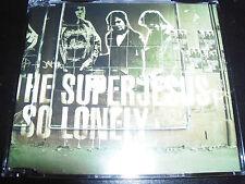 The Superjesus / Sarah Mcleod So Lonely Rare Australian CD Single - Like New