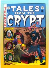 CARTE  LES CONTES DE LA CRYPTE  TALES FROM THE CRYPT AUGUST 1952 (75)