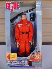 G. I. Joe U. S. Coast Guard Cold Water Immersion Suit with Drawing Gun Action!