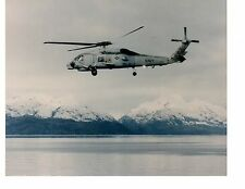 Sikorsky SH60B Seahawk HSL45 Navy Helicopter Photo 8x10 Color