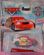 htf 2015 PIXAR Cars❊Ice Racers VITAL Y PETROV ❊Red/Blue;11❊Special Icy Edition