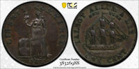 1794 Talbot Cent  New York Talbot Allum & Lee Token PCGS AU 55 Sharp