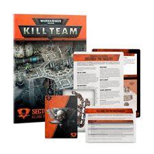 KITE08 KIT KILLZONE SECTOR MECHANICUS KILL TEAM WARHAMMER 40000 W40K ENGLISH ED