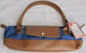 Samba Insulated Wine Bag Blue with Stainless Steel Corkscrew New with Tags
