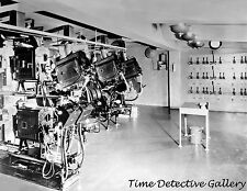 Movietone Film Projection Equipment, Fox Theater, Seattle - Historic Photo Print