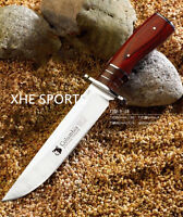 JL 038 Survival Military Bowie Hunting Tactical Pig Sticker knife Full Tang