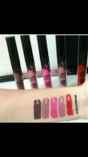 ENHANCER LIP BUBBLY-MATT WATER PROFF PLUMPER + 5 COLOUR CHOICE PLEASE STATE.
