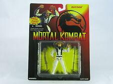 Mortal Kombat Rayden Action Figure Midway MOSC New Hasbro GI Joe V2