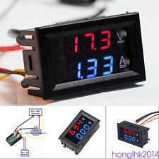 DC 10a 100V LCD Electric tensión Watt medidor corriente amperimetro voltimetro