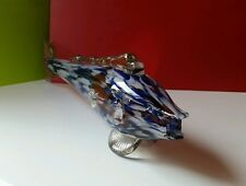 Small Vintage Murano Glass Fish