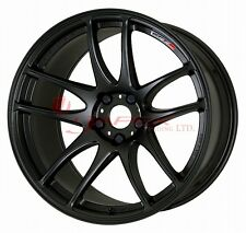WORK Wheel EMOTION CR Ultimate Kiwami 19inch Matt Black (MBL) 9.5J +38/+25/+15