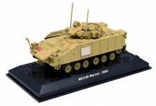 MCV-80 Warrior – British, Iraq, 2003 ACBG72 Amercom Tank Die-Cast Toy 1/72 Mini
