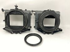 Lot Of Two - Chrosziel 4:3 CWAH Compact Wide Angle Housing Matte Box - Extras!