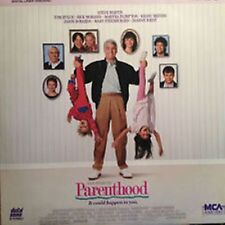Parenthood Laser Disc - 2 Discs- New - FREE SHIPPING