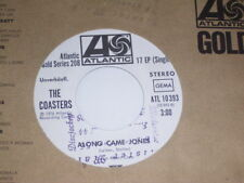 "7"" EP The Coasters Charlie Brown + Searchin + Along came Jones - Promo # 6305"