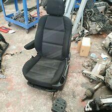 PEUGEOT 307 LEFT FRONT PASSENGER SEAT T6 , 10/05-06/07 , 5 DR HATCH , CLOTH