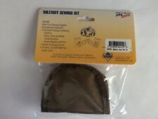 NIP Raine US Military Style Portable Sewing Kit Coyote Brown Field Gear #0024CY