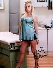 Jesse Jane Naughty Nurse In Lingerie Model Signed 8x10 Photo COA Proof DE51