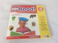 YOUR BABY CAN READ vol 3 flip book Early Language Development 2009 Robert Titzer