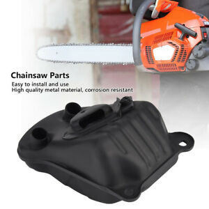 Exhaust Muffler  Replacement Part Fit For Husqvarna 550XP 545 550 XP Chainsaw