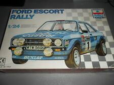 Kit FORD ESCORT RALLY ESCI 1/24 VINTAGE