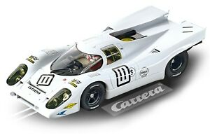 "Carrera Digital 124 23873 Porsche Salzburg No. 11"" 1000km Brands Hatch 1970 NEU"