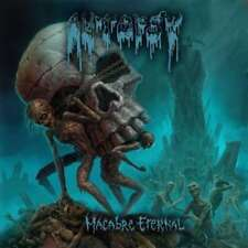 Autopsy - Macabre Eternal NUEVO CD