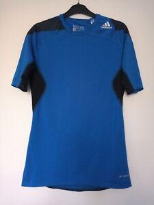Adidas techfit compression mens t shirt lrg