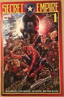 Marvel Comic Secret Empire #1 2017 Comic Book NM