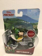 Disney's Junior Goofy's Roadster Diecast   NEW