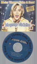 CD--DIETER THOMAS KUHN--ICH SPRENGE ALLE KETTEN