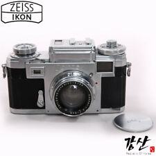Zeiss Ikon-Contax III with Carl Zeiss Jena Sonnar 1:2  f=5cm