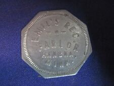 HANSKA MINNESOTA GOOD FOR 5c IN TRADE TOKEN MN ORIGINAL MERCHANTS EMIL'S REC